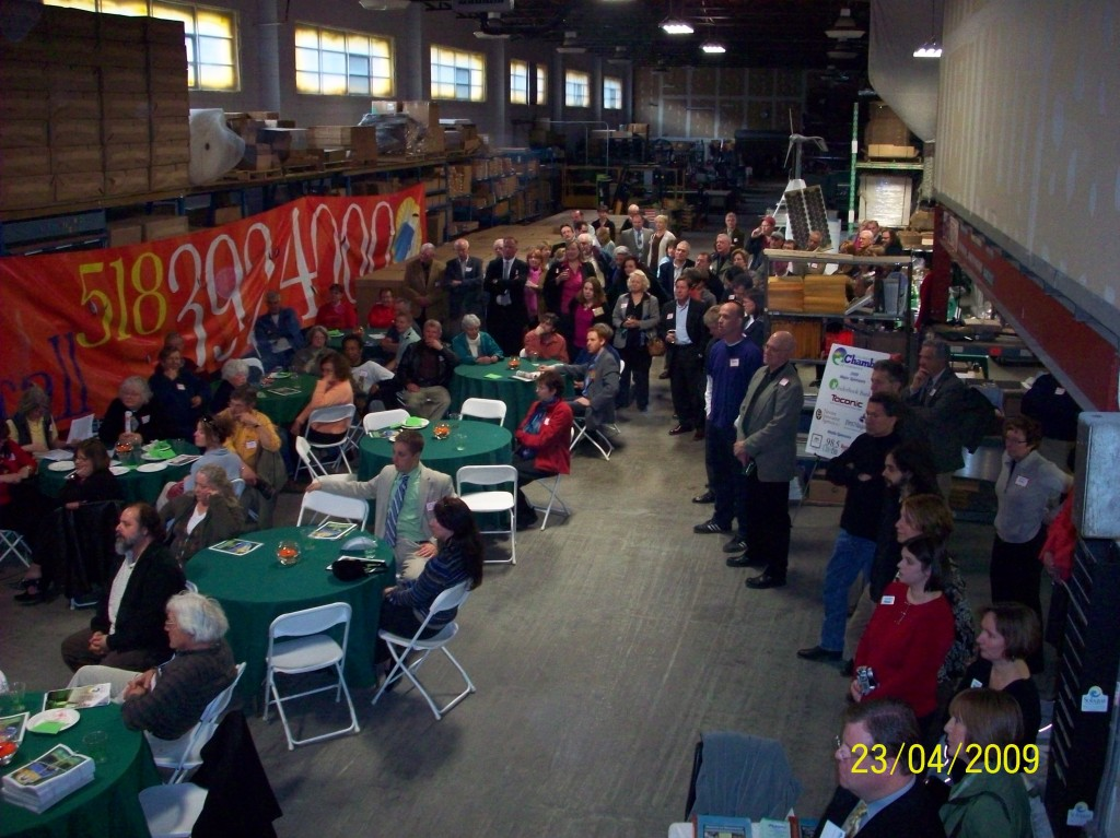 Solaqua hosts the Business After Hours Event